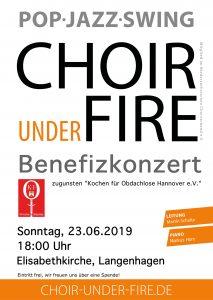 Benefizkonzert Choir under fire @ Elisabethkirche Langenhagen | Langenhagen | Niedersachsen | Deutschland
